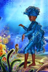 Карнавальные костюмы морских обитателей